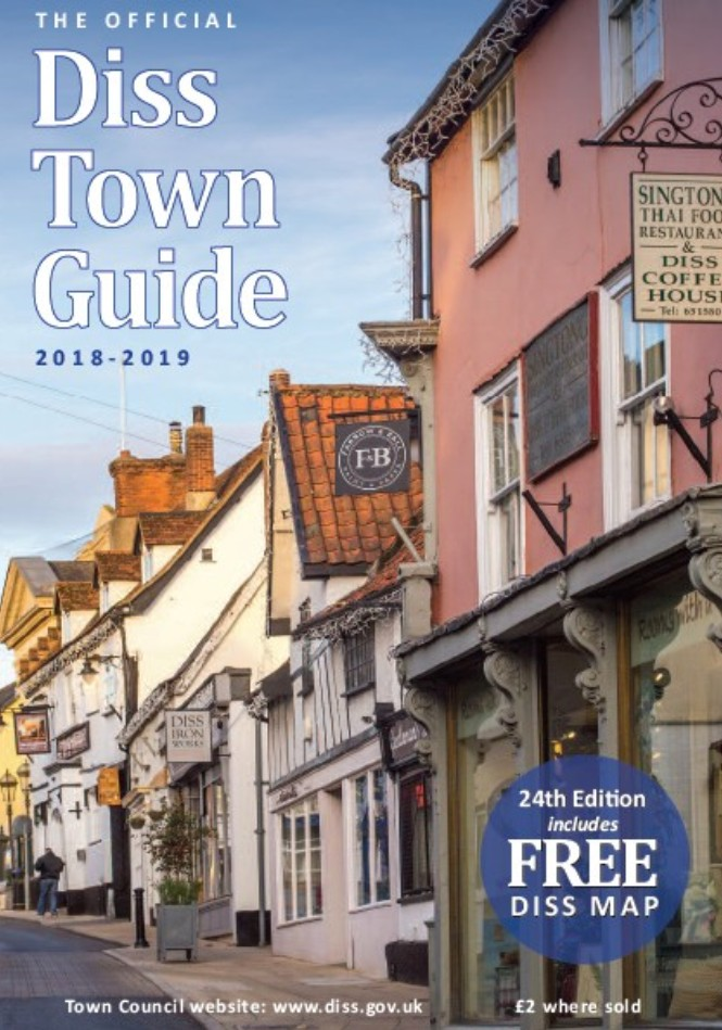 The official diss town guide 2013-2015 by circuit media (p&l) ltd.